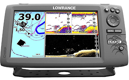 2016 electronics guide - on the water, Fish Finder