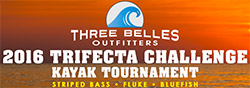 Three Belles Outfitters 2016 Trifecta Challenge Kayak Tournament