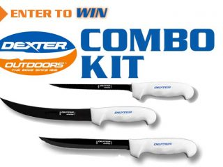 Enter to Win A Dexter Outdoors Combo Kit!
