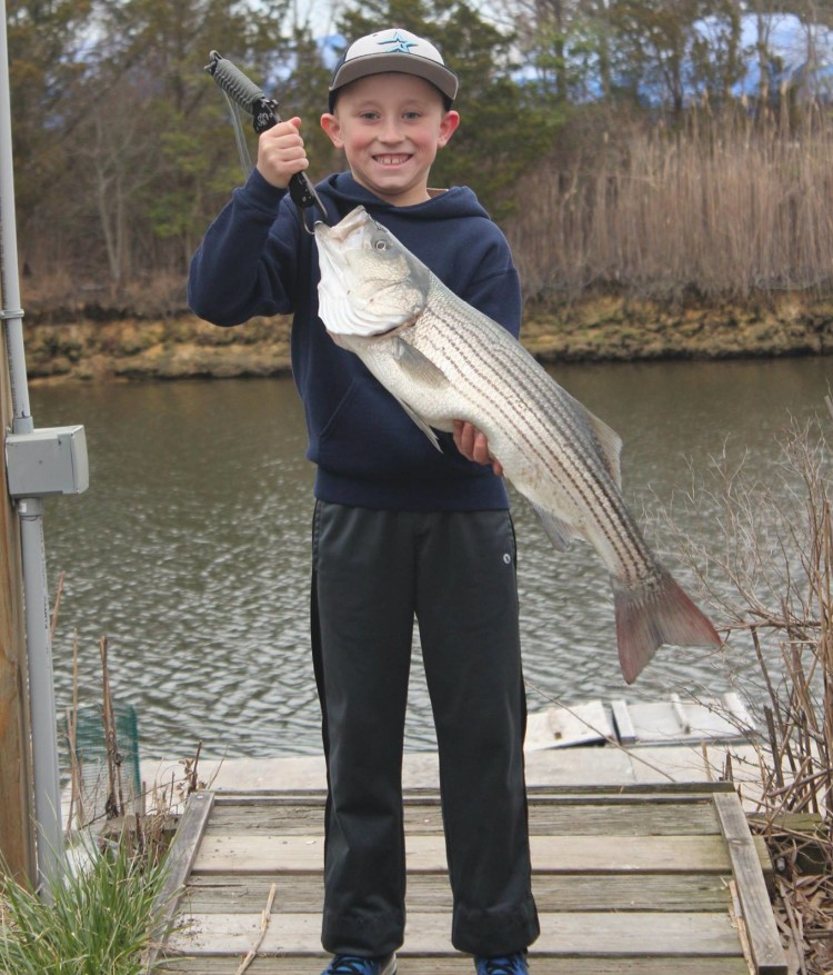 New Jersey Fishing Report - March 17, 2016 - On The Water