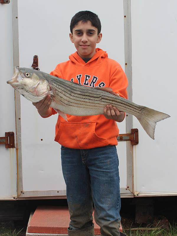 New Jersey Fishing Report - March 24, 2016 - On The Water