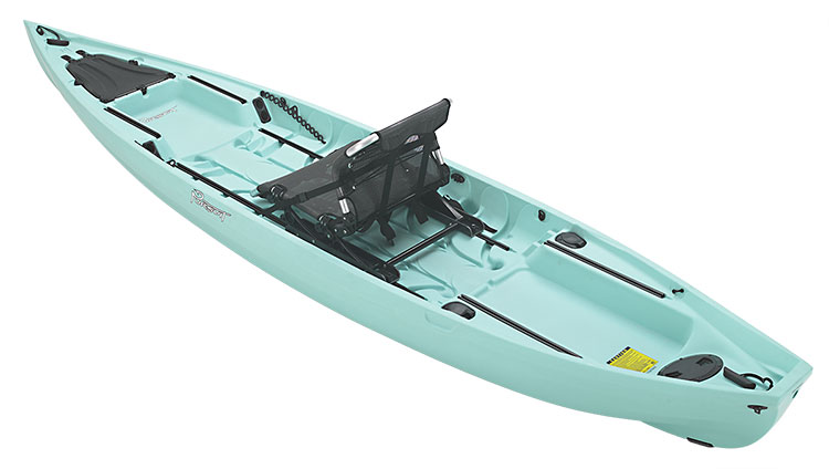 2016 Fishing Kayak Amp Canoe Buyer S Guide On The Water