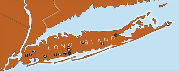 Long Island Carp Waters