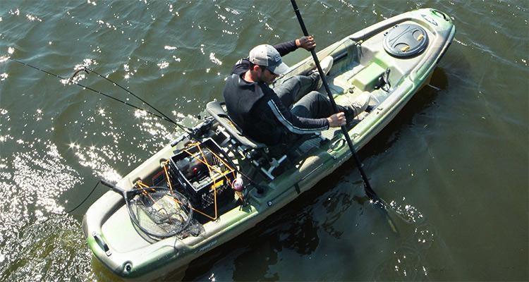 Kayak Fishing Rhode Island