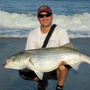 рыбалка в нью джерси