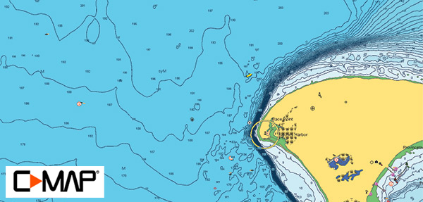 Race Point hi-res bathymetric map