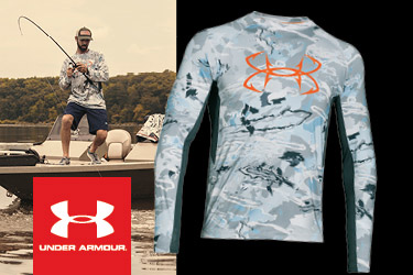Enter To Win An Under Armour CoolSwitch Thermocline shirt!