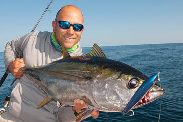 Popping For Yellowfin