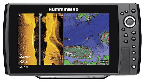 Humminbird Helix 10 SI