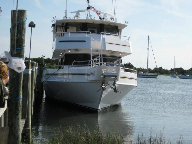 New fishing party boat in manhattan on the water for Cape cod fishing party boats