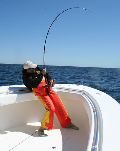 Jigging And Popping For Bluefin - On The Water