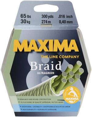 Maxima Braid 8