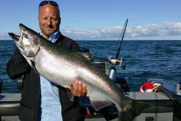 New york upstate forecasts on the water for Fishing report ny