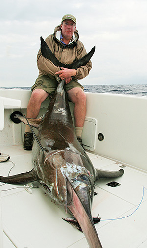 Florida's daytime swordfish techniques can be adapted to produce big fish in the Northeast Canyons.