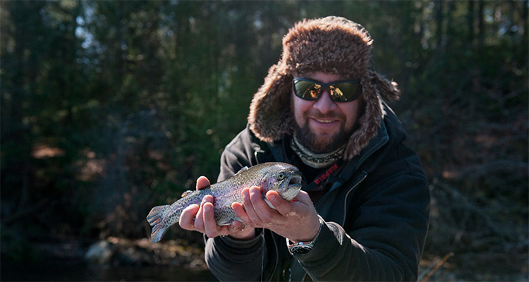 Trout stocked for new hampshire anglers on the water for Mass fish stocking