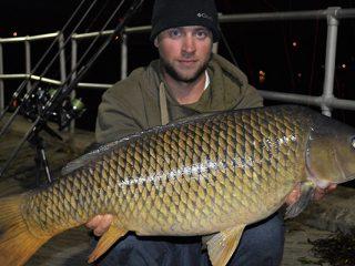 Angler Mike Hudak