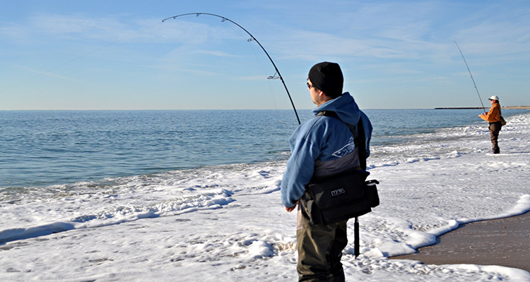 South county rhode island herring blitzes on the water for Ri saltwater fishing regulations