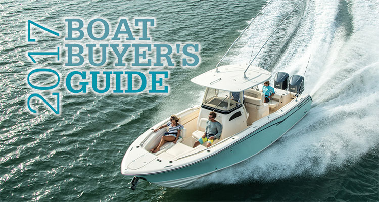 2017 Boat Buyer's Guide