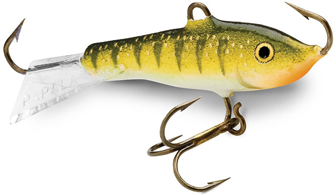 Featured Lure: Rapala Jigging Rap - On The Water