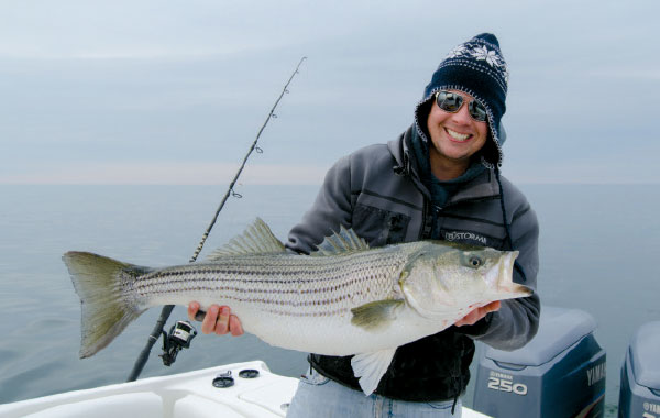 Stripper Fishing In South Jersey