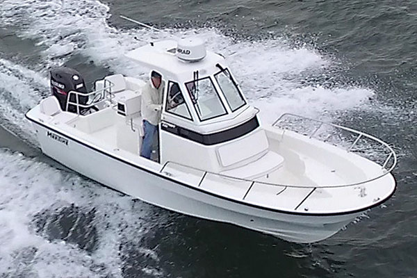 Maritime 233 Patriot