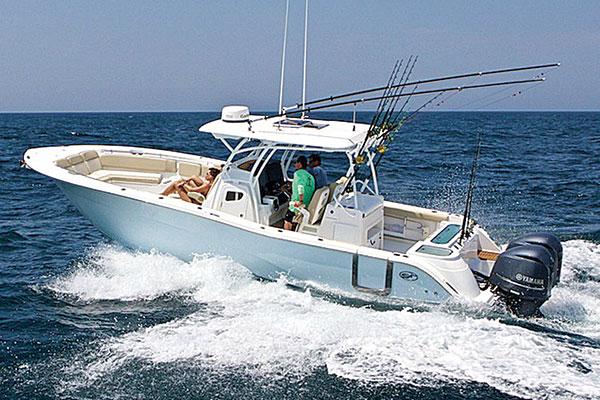 Sea Fox 328 Commander