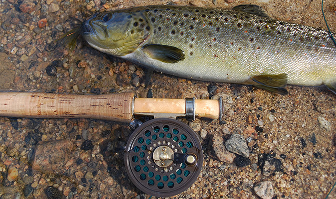 Featherweight Fly-Fishing