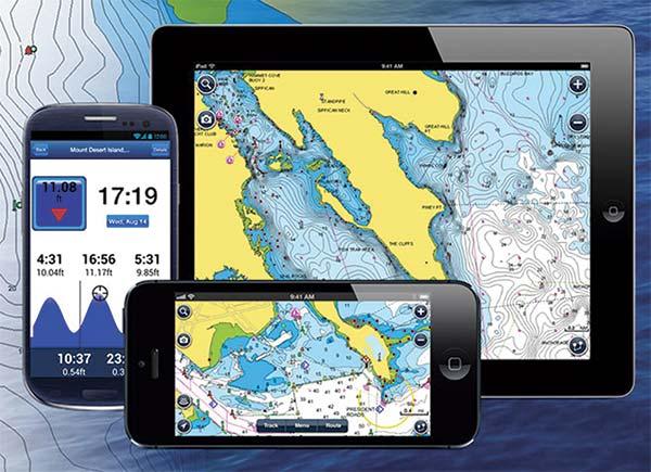 Navionics Boating App