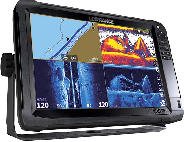 Lowrance HDS Carbon Multi-Function Displays