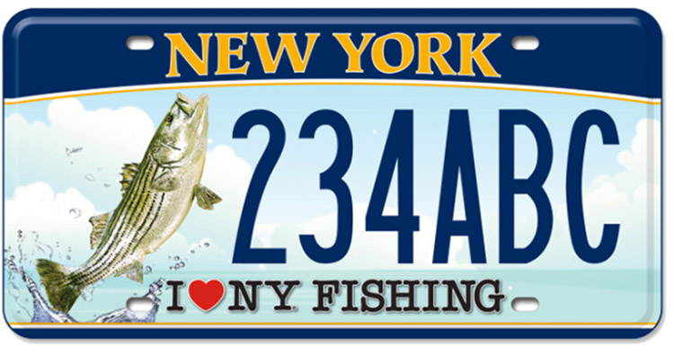 Rhode Island State Fishing License