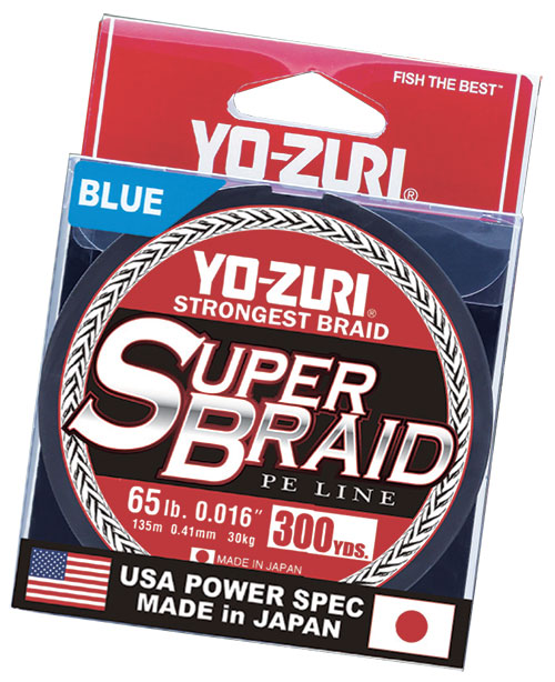 Yo-Zuri SuperBraid PE