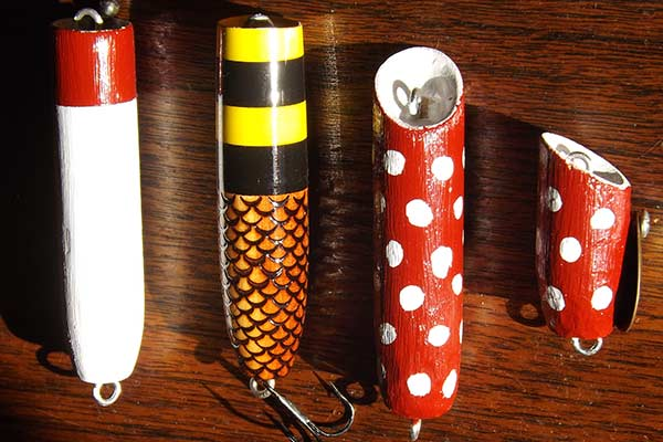 Handcrafted Artificial Lures - On The Water