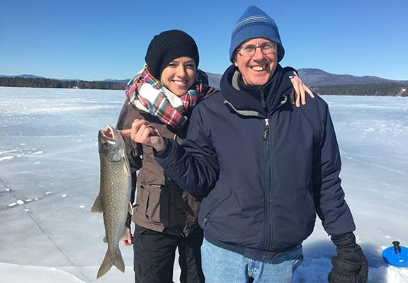 New Hampshire, Maine & Vermont Fishing Report – March 9