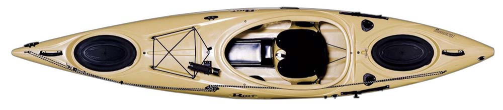 Riot Kayaks Enduro 12 Angler