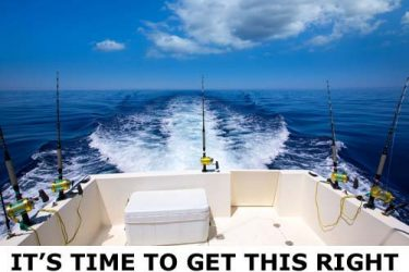 Stand Up For Recreational Fishing