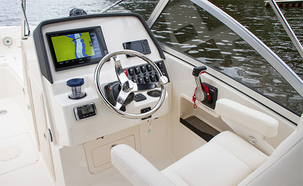 Captain Grady - digital boat systems and operations guide for iPad and