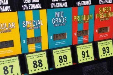 ethanol petition
