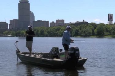 On The Water TV Episode: Charles River Bass Fishing