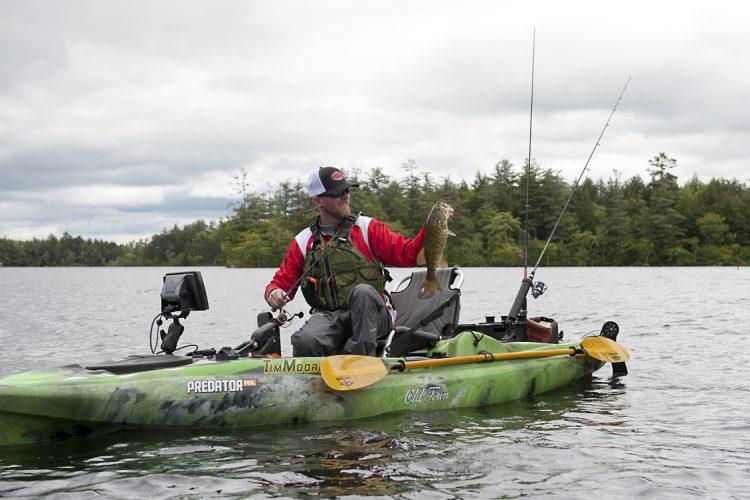 Kayak university 2017 recap article tue 06 jun 2017 03 for Freshwater kayak fishing