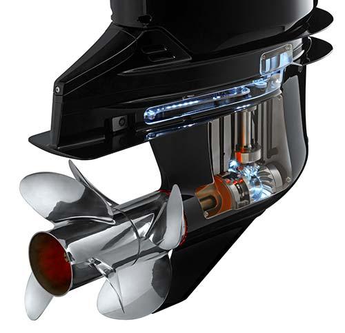 Suzuki Dual Prop System