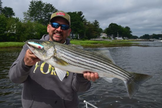 New Hampshire and Maine Fishing Report - June 22, 2017 - On