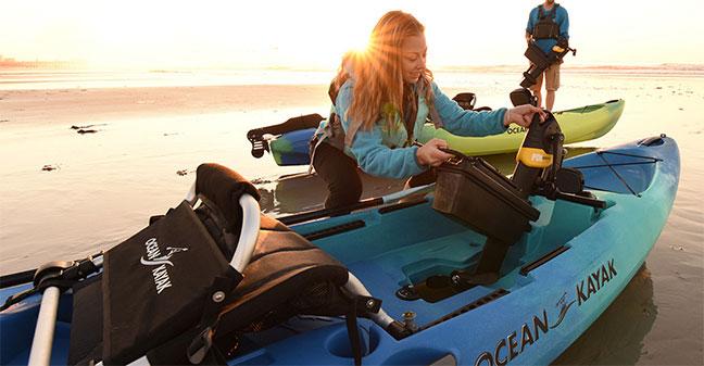 First look: Ocean Kayak Malibu Pedal - On The Water