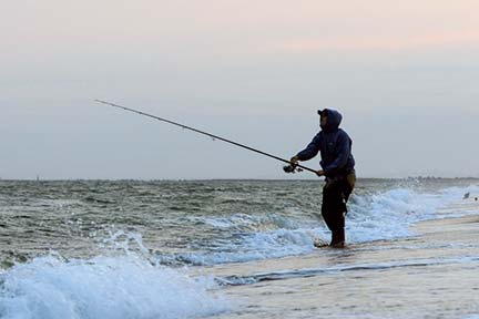 The key is to remember that at one point, even the most experienced anglers had to start somewhere.