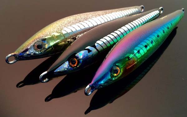 Siren Lures' slow, sweeping retrieve combined with the realistic profile and reflective finish make it a highly sought-after lure.