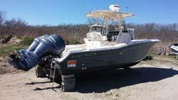 2014 Grady White 257 Fisherman