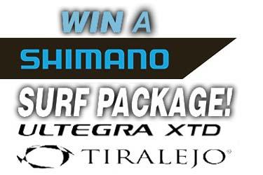 Shimano Ultegra Tiralejo giveaway