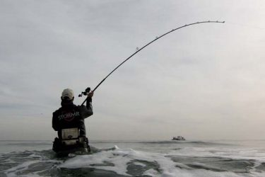 Getting baits past the blues can be the key to catching your largest striper of the season.