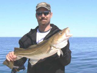 Fall Groundfishing on Jeffreys Ledge