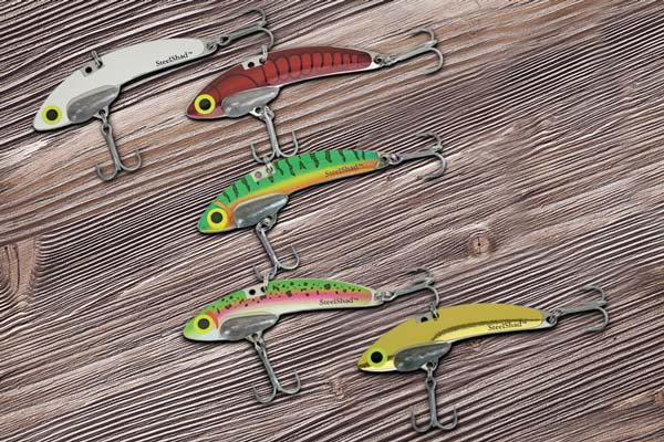 The original SteelShad comes in five patterns