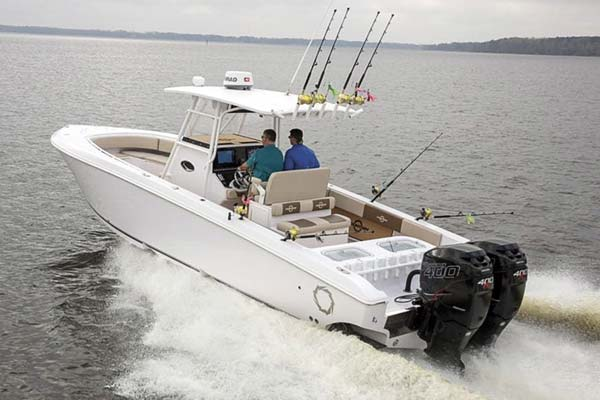 Smoothest Safest Best Handling And Most Dependable Boats On The Water Their Bluewater Series Of Offs Fishing Machines Includes